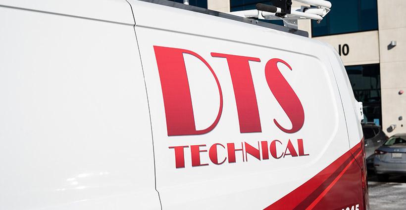 DTS Technical Truck